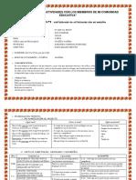 PROYECTO  N° 7 FUCSIA  MAESTRO COMUNIDAD EDUCATIVA docx