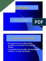 Fiabilidad presentacion