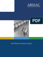 ABSSAC Self Reversing Screw