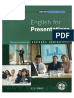 Ox English for Presentations