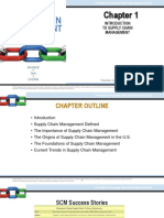 Supply Chain Management Chapter 01