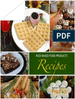 Rice Based Food Products Recipes