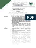 4.3.1.1 SK Kepala Puskesmas tentang indikator dan target pencapaian kinerja UKM..docx