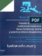 Tratado de Medicina Tradicional Mexicana