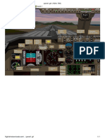 BOING 747 Panel1
