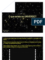 PP - O Que Existe No Universo