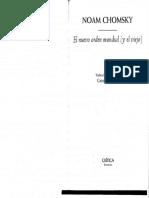 Chomsky Noam-EL NUEVO ORDEN MUNDIAL (Y EL VIEJO).PDF