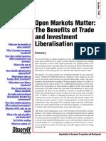 0 Open Market