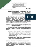 MOEP Clarificatory Guidelines Dmo-2008!04!114