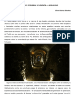 Los Tuneles de Puebla La Leyenda Hecha Realidad