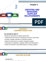 Supply Chain Management Chapter 03
