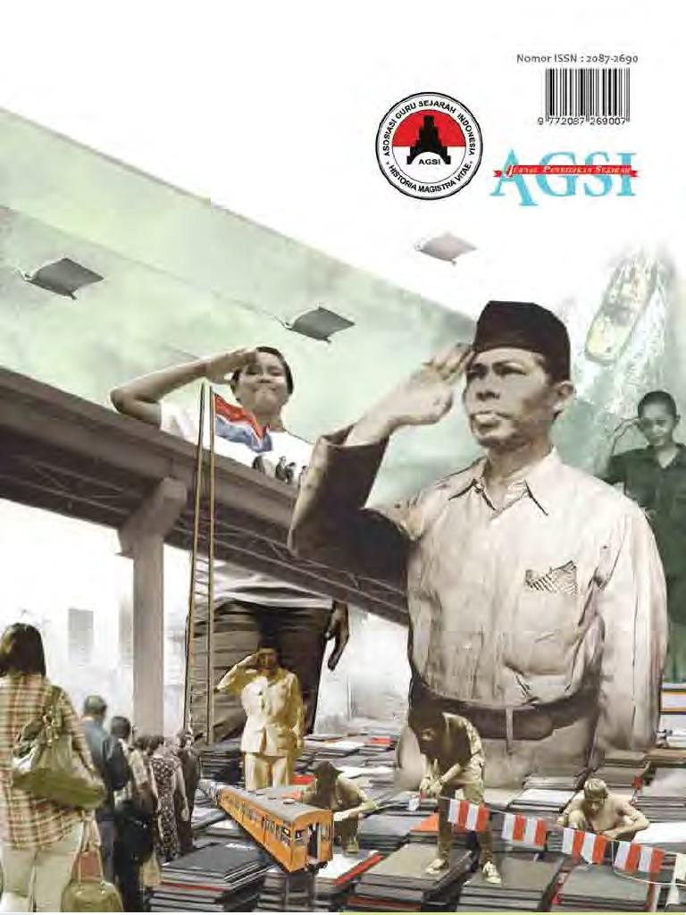 Jurnal Pendidikan Sejarah AGSI Edisi Perdana Okt2010