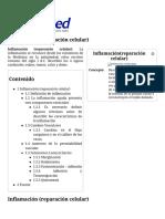 Inflamación (reparación celular) - EcuRed.pdf
