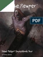 Dead Reign- Fear the Reaper