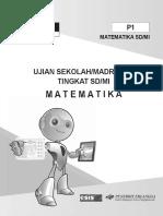 Paket Pbt Matematika 1 Soal Www.kangmartho.com