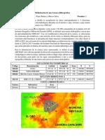 Análisis de una Cuenca Hidrográfica