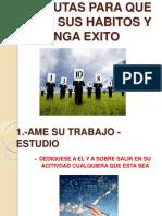 DIEZ PAUTAS PARA QUE CAMBIE SUS HABITOS Y senati- GRUPO 5.pptx