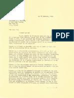 Lettre d'Aimé Guertin à Ted L. Bullock, 18 juillet 1967