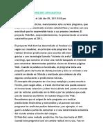 2012 Predicción Web Bot Apocalíptica