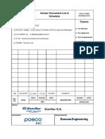 01.0-WD325-EM670-00101 RevAB Vendor Document Register List