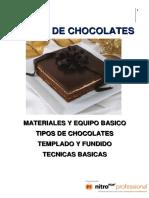 CHOCOLATES DECORACION Y DISEÑO CON CHOCOLATES