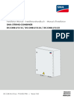 Datasheet DC CMB