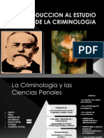 Tema_introduccion Al Estudio de La Criminologia._2018ppt
