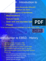 Module 4 - Introduction to  EBSD.ppt