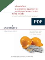 Accenture Report 2010