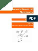 Pb21 eBook Lehren Und Lernen Sketchnotes