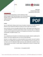 Barratxi Sin Pasos de Peatones (25/2018)