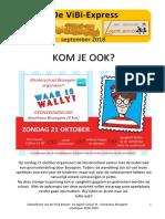 Schoolkrant September 2018