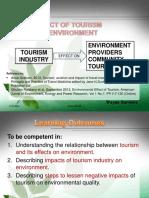 Travel Health (Env. Impacts)