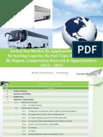 Global Bus Market - 2022 | TechSci Research