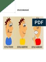 ESTILS DE COMUNICACIÓ