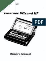 Wizard3 Manual