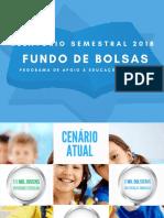 Relatório Fundo de Bolsas