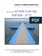 TS- Floating Jetty