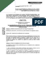 Mira el proyecto de ley a favor de la liberación de Alberto Fujimori