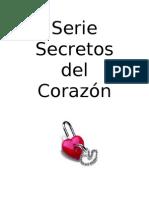 1er libro--serie Secretos del Corazón - ---Sueños de Hielo--antonella pizzi