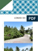 Lokasi IDI