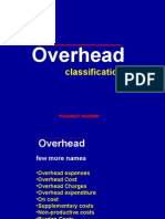 OverHead Classification