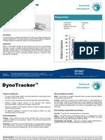 Dyno Tracker para Anfo