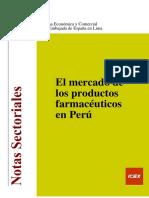 La Industria Farmaceutica en Peru