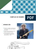 Clase 01. Complejo Del Hombro