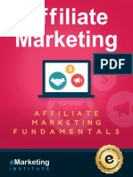 Affiliate Marketing Course EMarketing Institute eBook 2018 Edition
