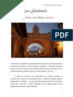 Historia de Antigua Guat.