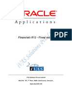 Oracle R12- User Creation