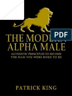 The Moder Alpha Male