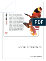 Tutorial adobe indesign cs